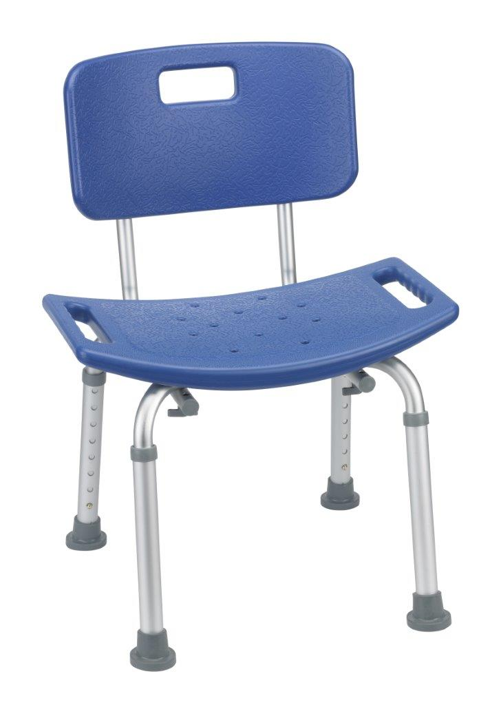 Bathroom Safety Shower Tub Bench Chair - Dynquest Medical
