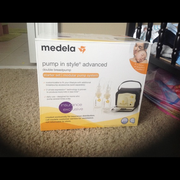 Medela Pump In Style Advanced Starter Kit Dynquest Medical
